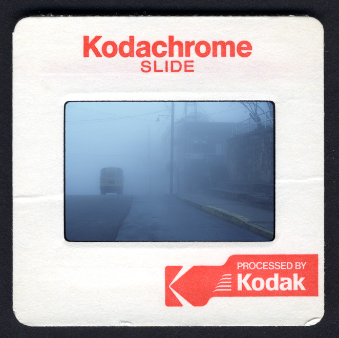 End of the road for Kodachrome