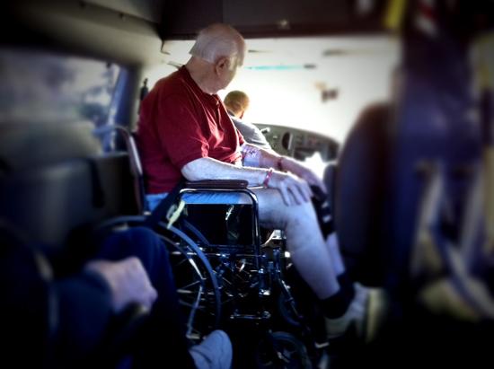 Dad - Van Ride
